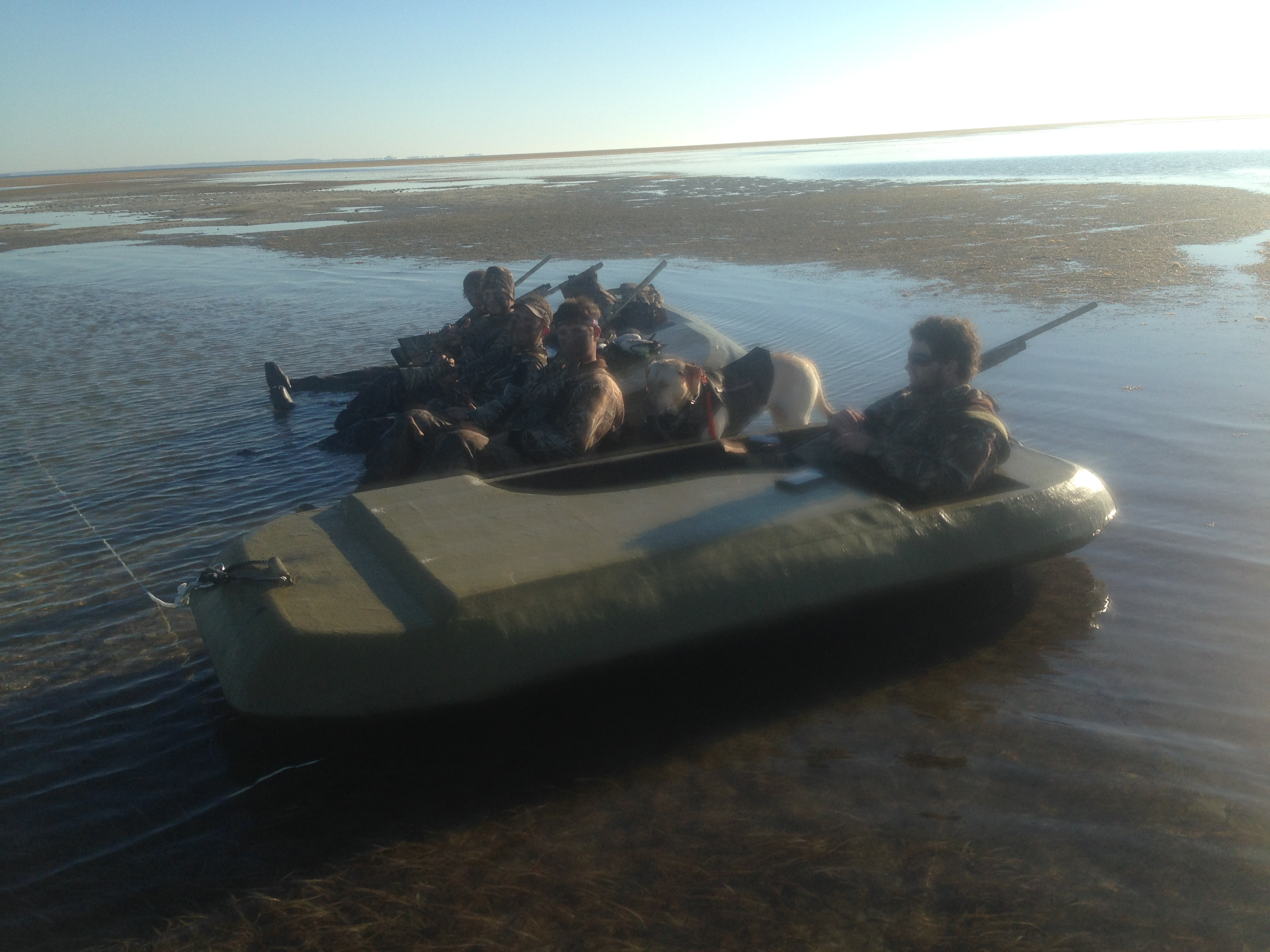 Duck hunting blackwater charters 850 528 7012 piney for Fish hunt fl